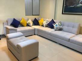Muebles estilo L