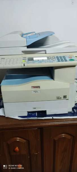 Fotocopiadora Multifuncional blanco y negro