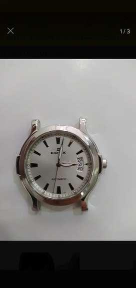 Reloj edox automático original 41 MMS