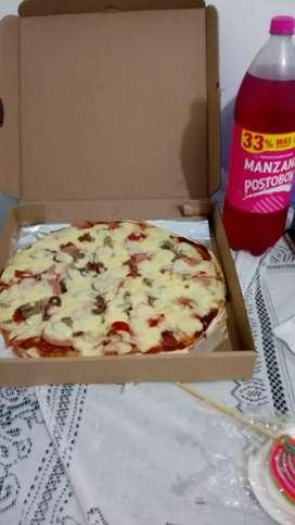 Pizzero  hombre o mujer