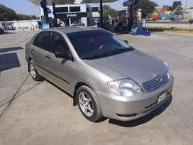 Vendo Sedan Corolla 2004 Ocasiòn 16500soles