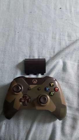 Control camuflado xbox one Original