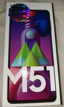 Vendo o permuto Samsung Galaxy M51  como nuevo
