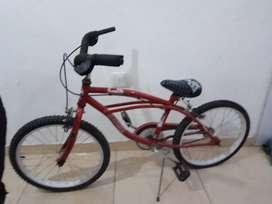 Vendo bicicleta Rod 20 impecable estado!!