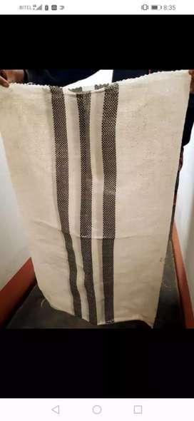 Costales (sacos usados)