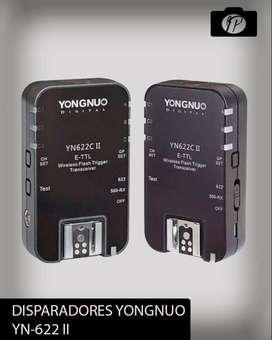 Yongnuo YN622C-TX Controlador De Flash Inalámbrico