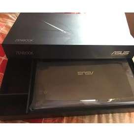 Vendo Notebook ASUS ZENBOOK nueva