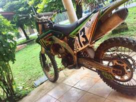 Se vende kawasaki NEGOCIABLE