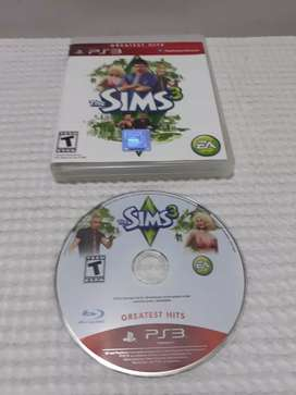 PS3 The Sims3