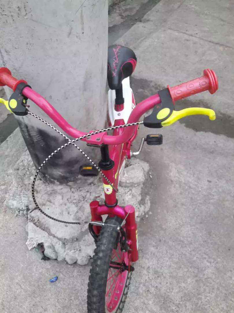 Bicicleta en buen uso 0