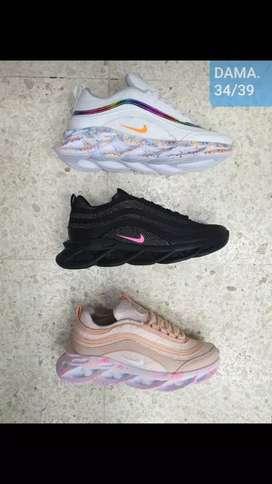 Tenis y zapatillas