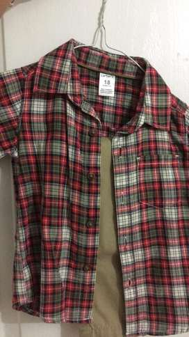 Remate Ropa Carters