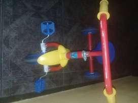 Triciclo mcqueen