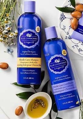 Shampoo Y Acondicionador Hask 355ml
