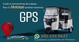 GPS para carro o moto