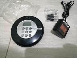 Discman Sony mp3