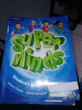 Super minds student book 1 cambrige