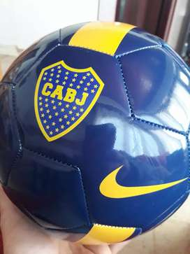 Pelota de Boca Juniors nueva
