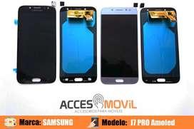 Pantalla Samsung J7 PRO Amoled
