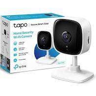 Cámara IP de Seguridad con WiFi, Full HD / Audio, TP-Link, Tapo C100