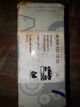 Pastillas de Freno Mercedes Benz