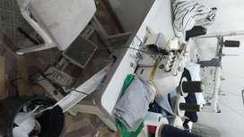 Se venden maquinas de coser industrial