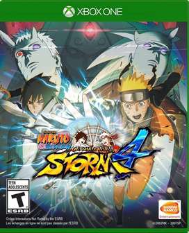 naruto ultimate ninja storm 4 xbox one