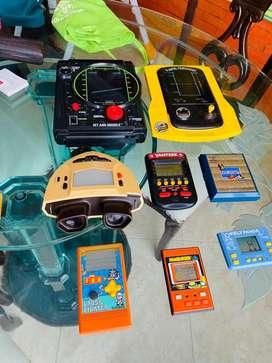 Coleccion Ataris portatiles !