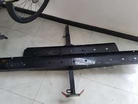 Vendo Porta Moto Easy Hitch de Motocross