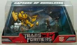 Figura bumblelee transformers, heman, marvel, he man, gi joe, star war