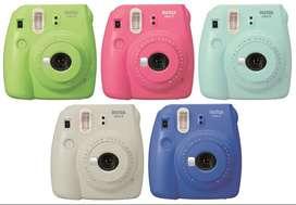 Cámara Fujifilm Fuji Instax Mini 9 Instantánea Original