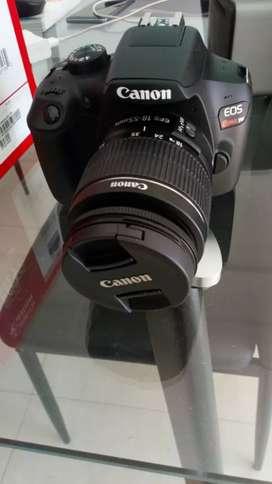 Canon T6 Como nueva