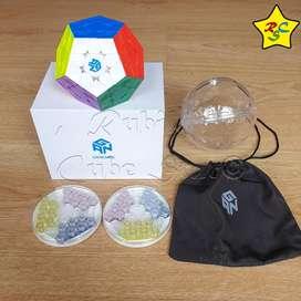 Megaminx Gan Magnetico Original Cubo Rubik Ges Speedcube
