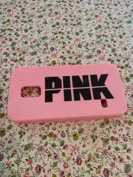 Funda Iphone 6 Tpu Pink Victoria Secret original EE. UU