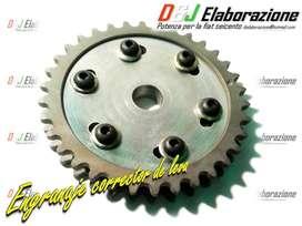 Engranaje Corrector Fiat 600 Competicion ultrachato