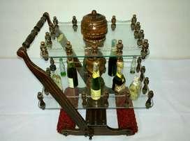 Muebles estilo colonial,lote entero a la venta