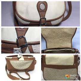 Lindos bolsos en cuero 100%