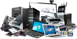 Reparacion y Mantenimiento PC, Laptop, Impresora, Telefonos, Software, Formateo.