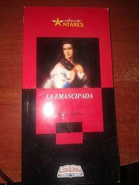 Libro La Emancipada-Miguel Riofrio