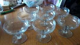 Copas de Champagne Sidra 8