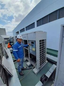 Mantenimiento, Reparacion y Programacion a Equipos de Climatizacion Comercial