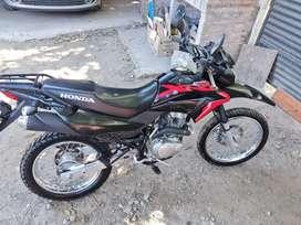 Vendo excelente Honda xr 150 cc