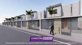 En Venta  casas a estrenar CENTERARIO II excelente ubicación, Nuevo Ingreso a Manta