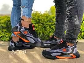 Zapato Tennis Deportivo Adidas Alpha Unisex