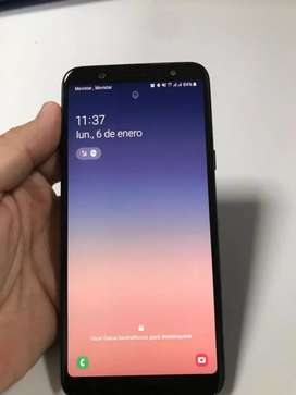 Vendo Samsung Galaxy A6+