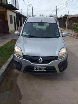 Renault kangoo 1.6 Authentic plus 2 PL año 2014