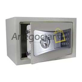 Caja Fuerte Digital Cofre Digital+llave Clave Seguridad Oferta Especial