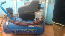 Vendo ó Permuto Compresor de Aire 50Lts, Corte Automático, Funciona Bien!!