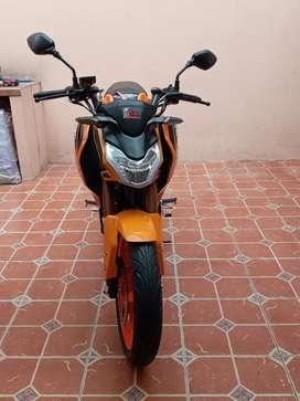 Vendo moto daytona wolf 2021