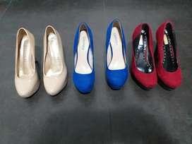 Remato 3 Pares de  Zapatos